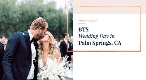 BTS - Wedding Day
