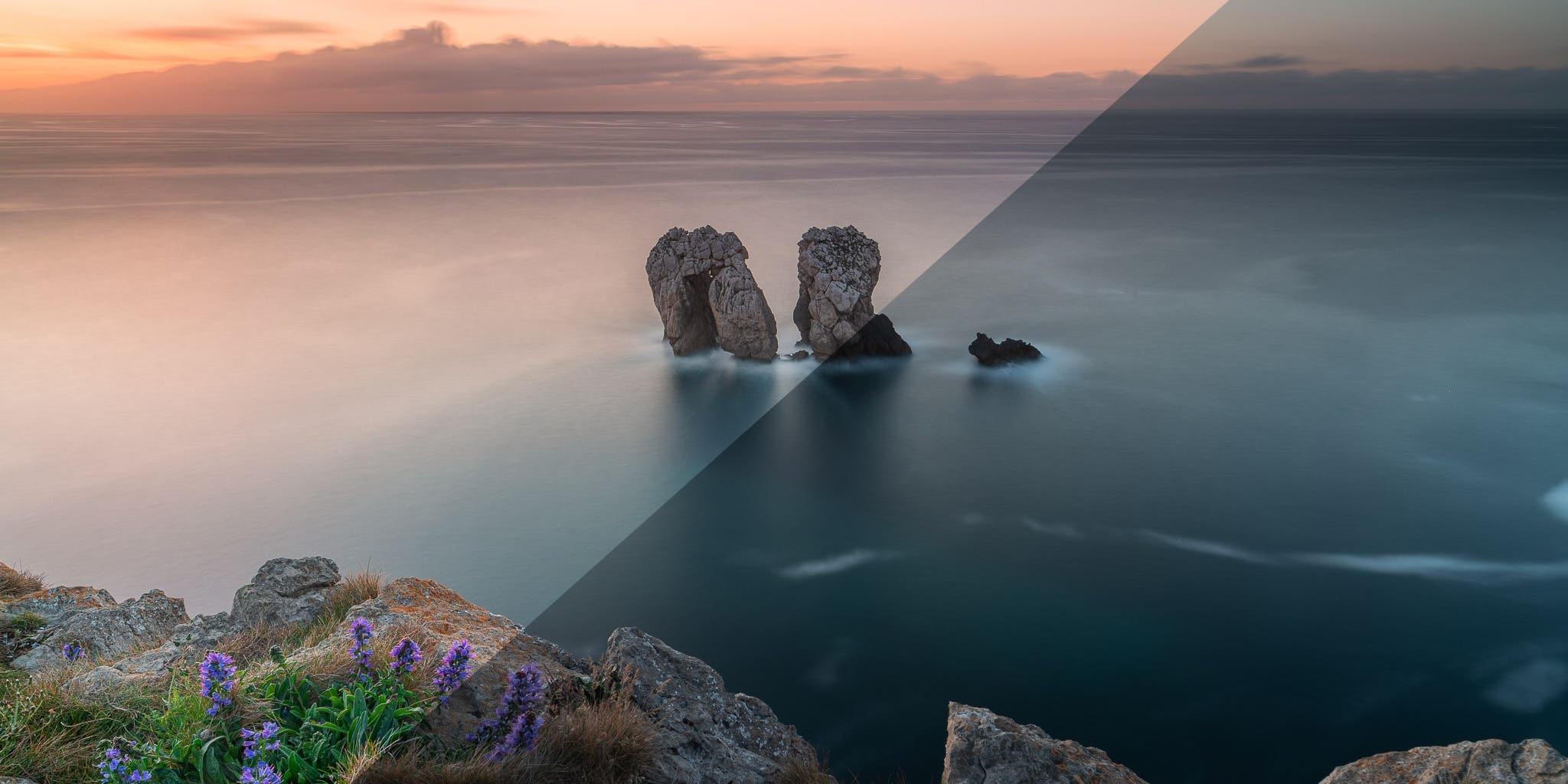 From Start to Finish - Post-Production with Francesco Gola: sunset in Spain