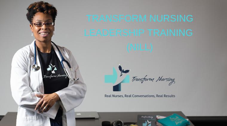 Nurses Influential Leadership Lab (NWI Members Only)