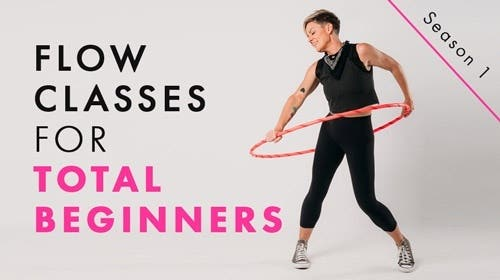Hoop Dance Flow for Total Beginners Season 1