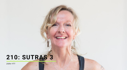 210: Sutras 3