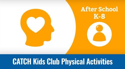 SEL Integration in CATCH Kids Club (K-8)