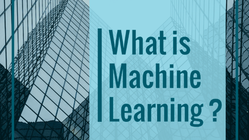 EBook - What is Machine Learning