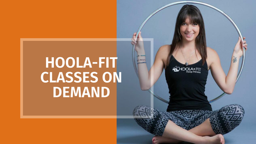 Hoola-Fit Classes on Demand