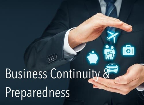 MIM+ Business Continuity & Preparedness