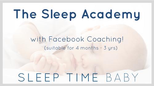 The Sleep Academy  Jan - May 2020