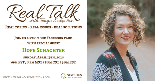 Real Talk with Hope Schachter