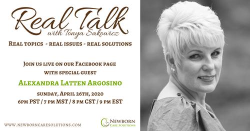 Real Talk with Alexandra Latten Argosino