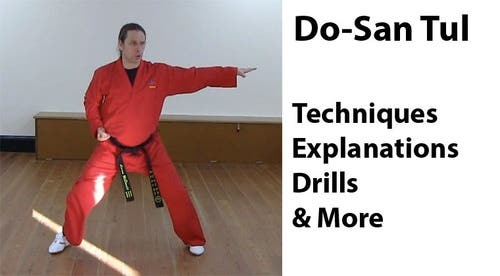 Do-San Tul: Pattern Tutorial and Learning Drills