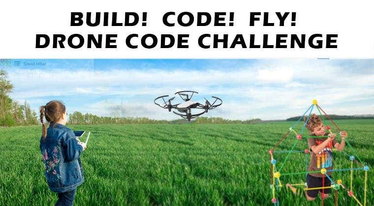 Build! Code! Fly!