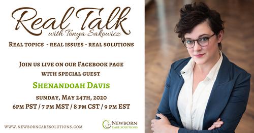 Real Talk  with Shenandoah Davis