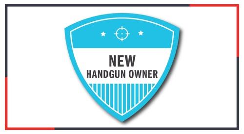 New Handgun  Owner