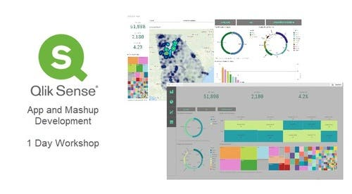 Qlik Sense App and Mashup Development - Workshop (Recording)