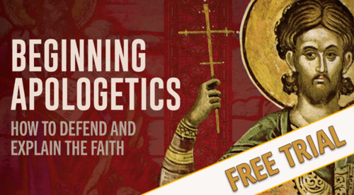 Free Trial - Beginning Apologetics