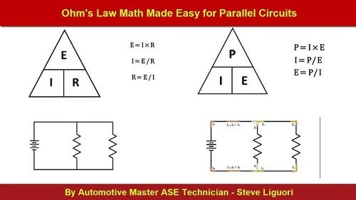 Ohms Law Made Easy for Parallel Circuits