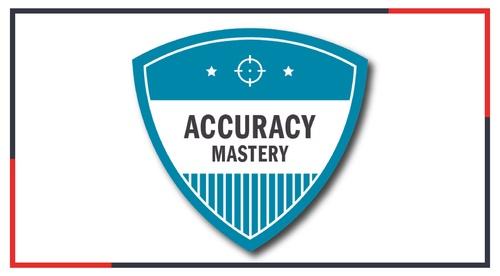 Accuracy Mastery