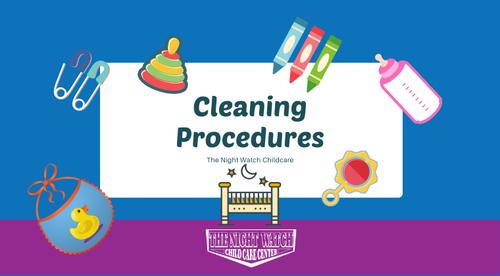 Cleaning Procedures