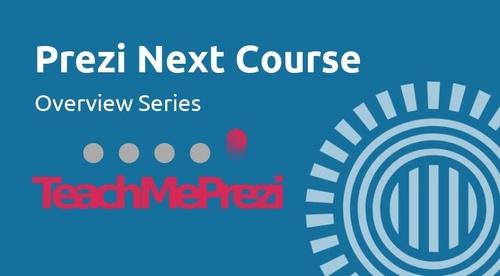 Prezi Next Course