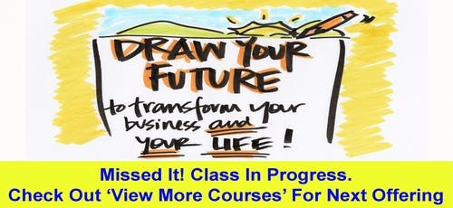 Draw Your Future to Transform Your Business and Your Life! November 5, 2020 - 3pm CST