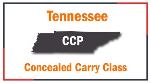 Tennessee Concealed Carry Permit Course (Non Enhanced)