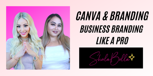 CANVA AND BRANDING | DIY BRANDING LIKE A PRO