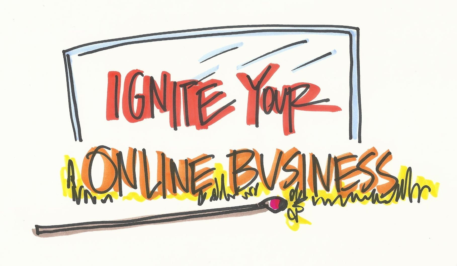 Ignite Your Online Business - from April 24th, 2021