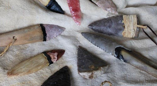 Flint Knapping 101:  How to Make Your First Stone Tool