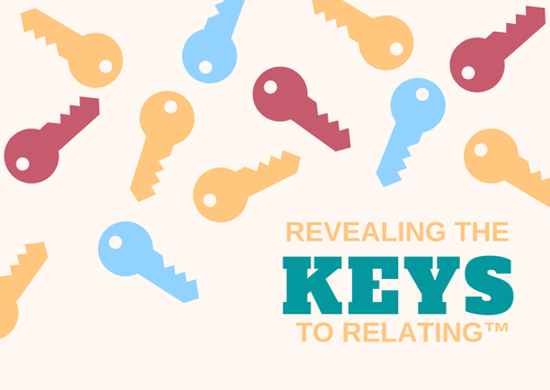 Revealing The Keys To Relating™ Strategy Session Program