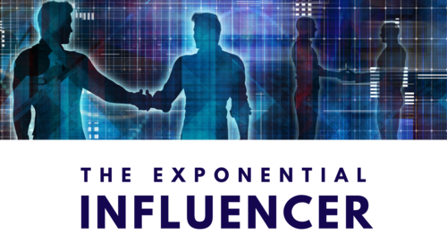 The Exponential Influencer