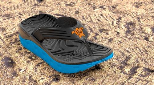 Footwear Modeling in Modo: Sandal with a Sole