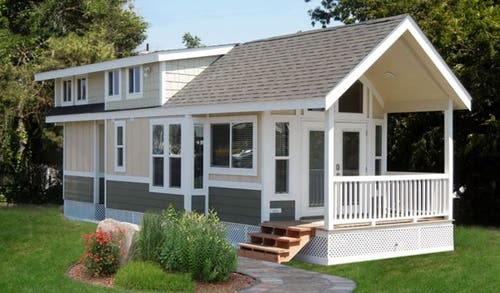 Manufactured Homes and Factory-built Structures