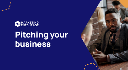 Pitching Your Business May 2021
