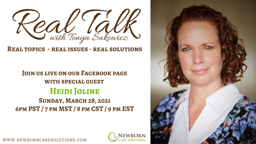 Real Talk with Heidi Joline - Flexible Nanny Plans