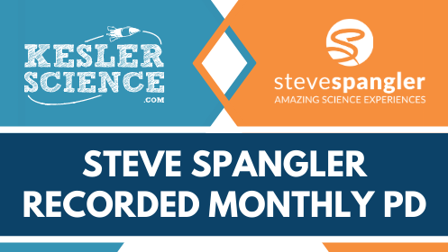 Spangler Everyday STEM April '21 -  Recorded Monthly PD