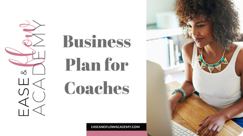 Business Plan for Coaches
