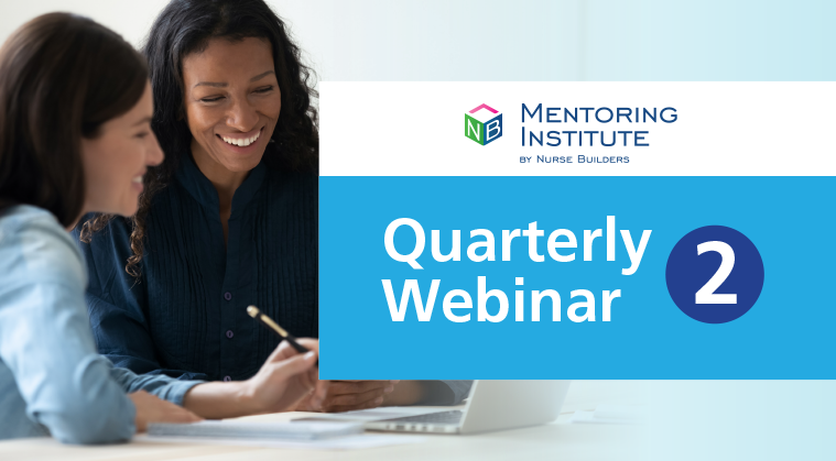 On Demand Webinar: The Recipe for  Mentoring Success:  Key Ingredients to Drive Results in the Mentoring Relationship