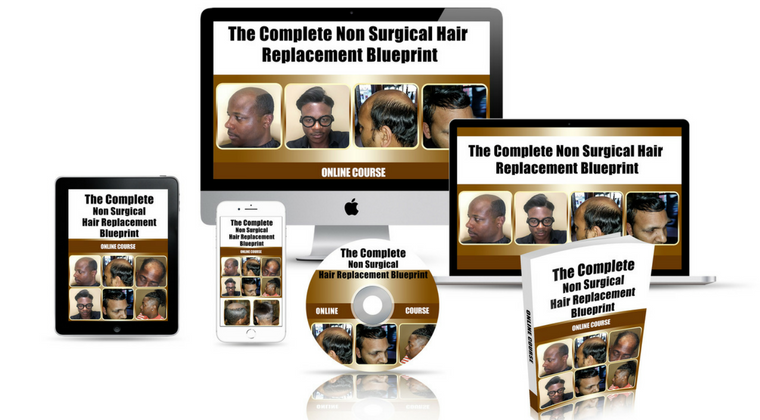The Ultimate Non Surgical Hair Replacement Blueprint-