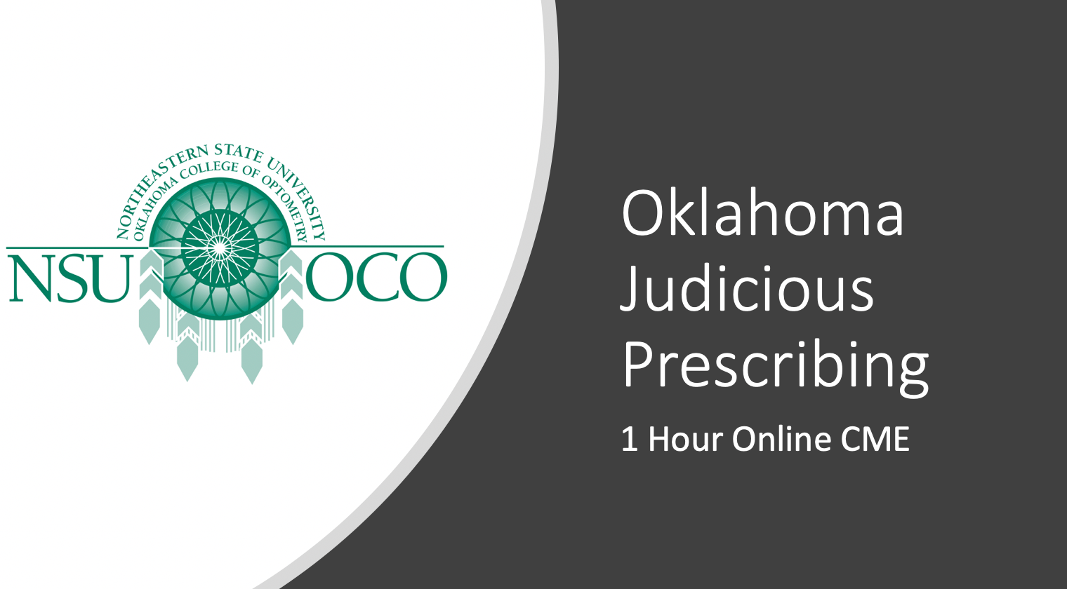 2021-2022 Oklahoma Judicious Prescribing