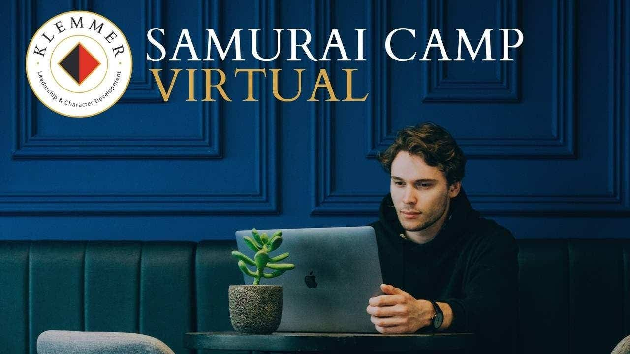 Samurai Camp Virtual 8