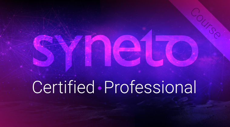 Syneto Certified Professional (SCP) (ES)