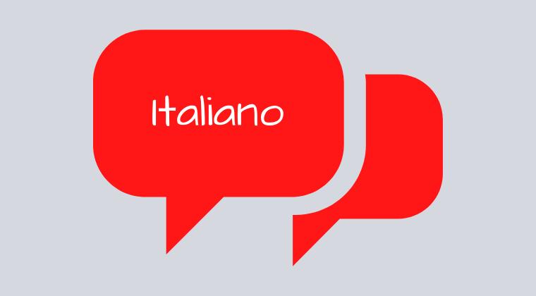 Conversazione Italiano Avanzato - OTTOBRE 2021 - Martedì