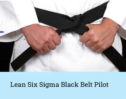 Lean Six Sigma Yellow Belt Certificate