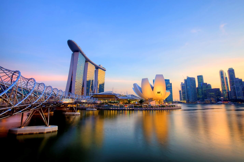 Singapore skyline | Global Trade Review (GTR)