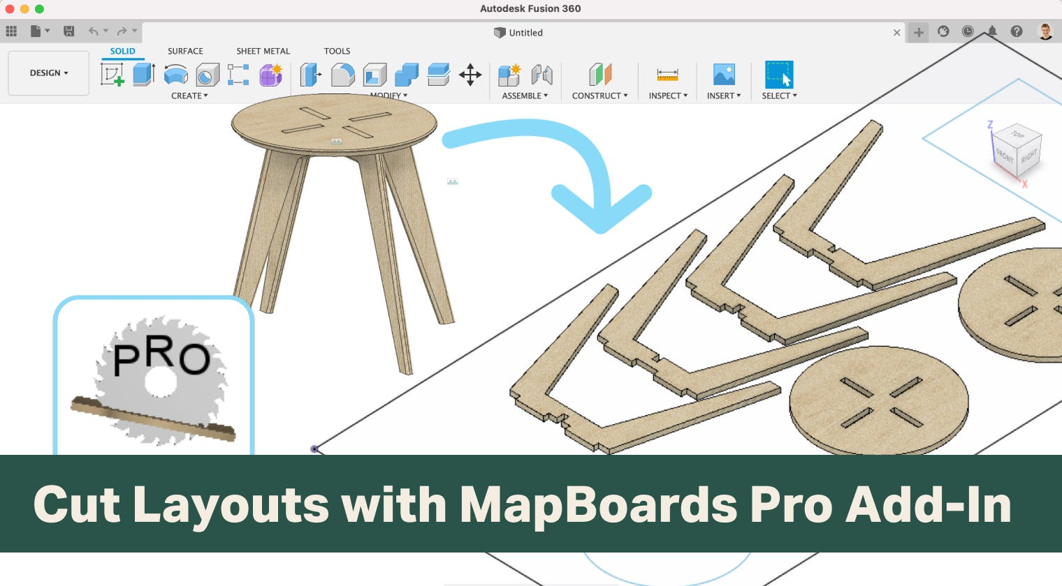 Cut Layouts with MapBoards Pro Add-In