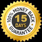 Garantía de devolución 15 días