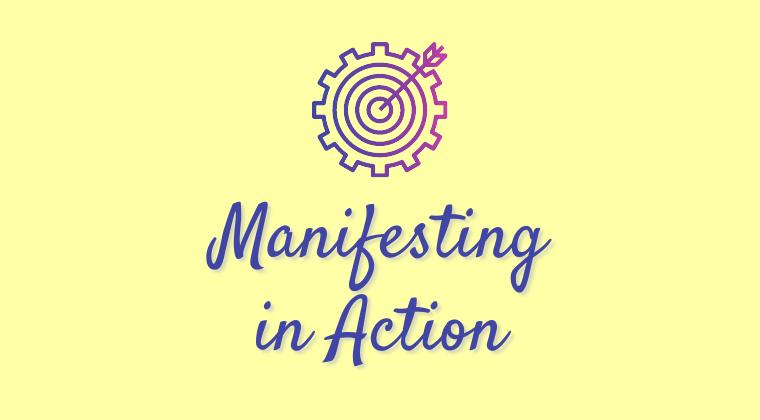 Manifesting in Action logo