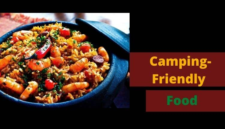 caming food ideas