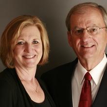Richard and Leona Bergstrom
