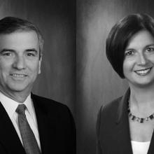 Douglas R. Nolin, Esq. and  Janine E. Smith, Esq.