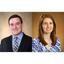 Landon Hodges, Esq. and Sarah Kehres